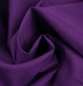 Preview: Baumwolle Popelin Violett 50x150 cm