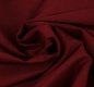 Preview: Baumwolle Popelin bordeaux 50x150 cm